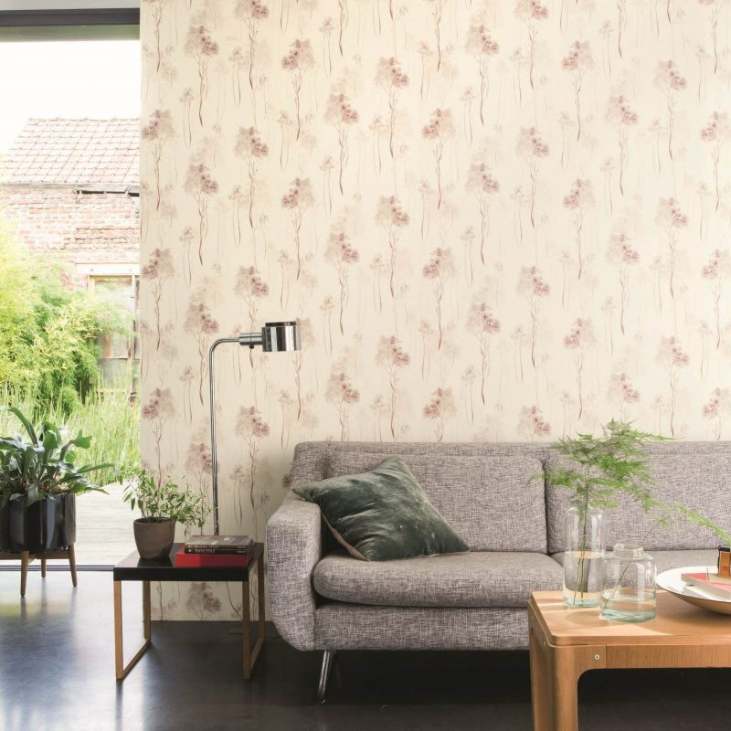 Wallpapers inspired by nature for a trendy look