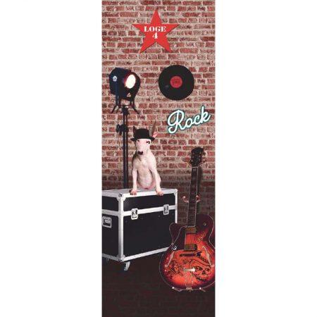 DECOR MURAL ROCK & DOG – 51154408-en