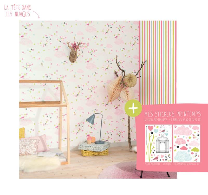 Les petits curieux - PRINTEMPS ROSE - 36160603