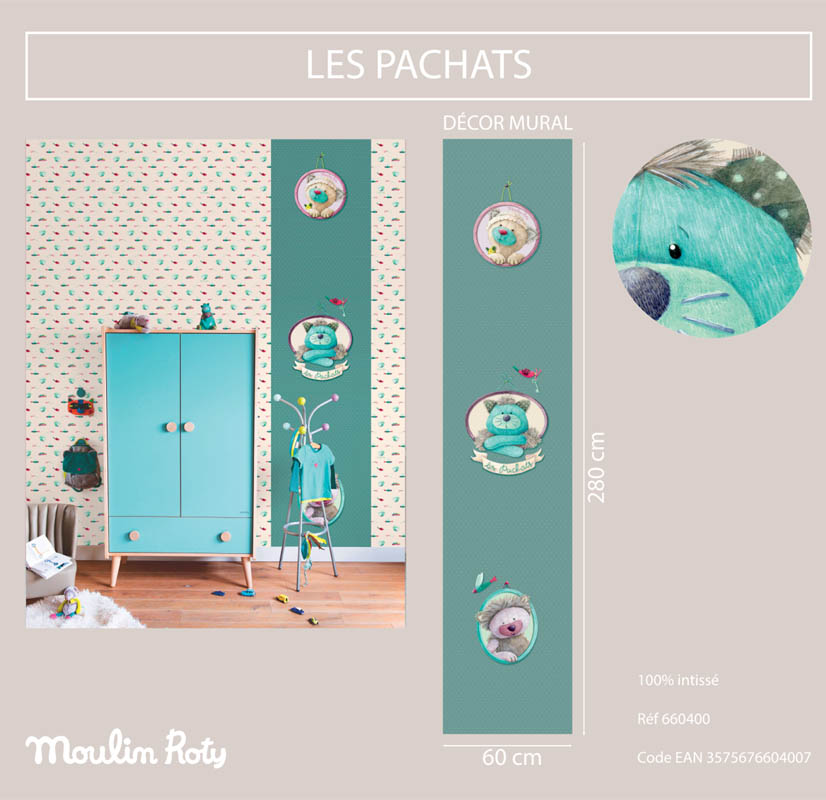 Les petits curieux - ANIMAUX LES PAPOUM - 658401