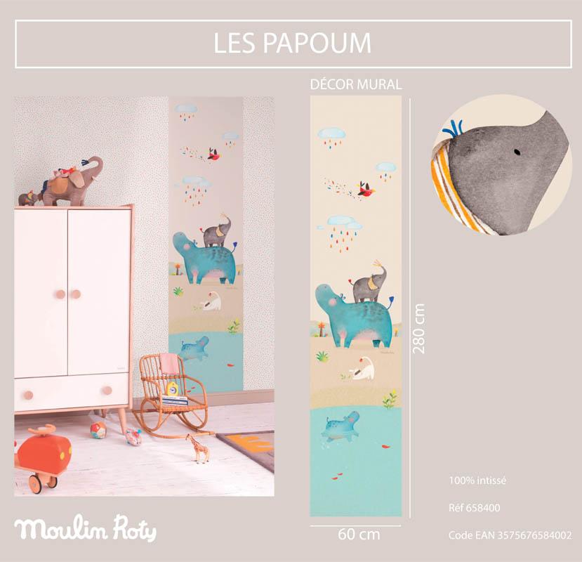Les petits curieux - GOUTTES LES PAPOUM - 658402