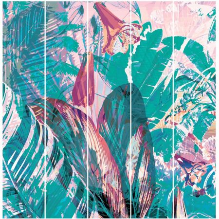 DECOR MURAL TROPICAL 5 LES – 27170104-en