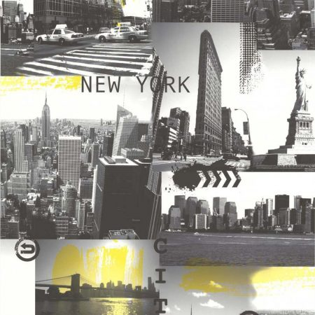 NEW YORK CITY JAUNE – 51161502-en