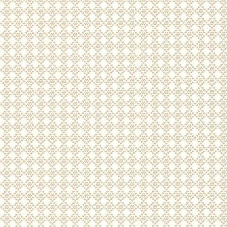 GEOMETRIE FLORALE BEIGE – 51175207-en