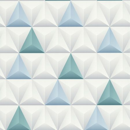 TRIANGLES 3D BLEU ET BLANC – 51176401-en