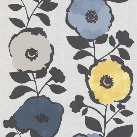 CHIC FLOWER JAUNE ET BLEU – 51183702_SKA-en