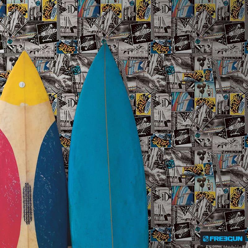 Les Aventures   FREEGUN SURF - 11201809